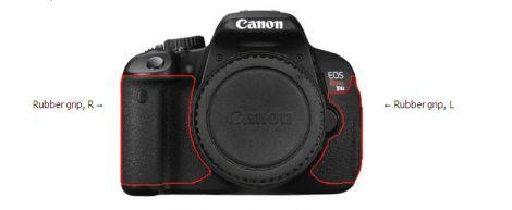 Canon richiama EOS Rebel T4i irritazione pelle