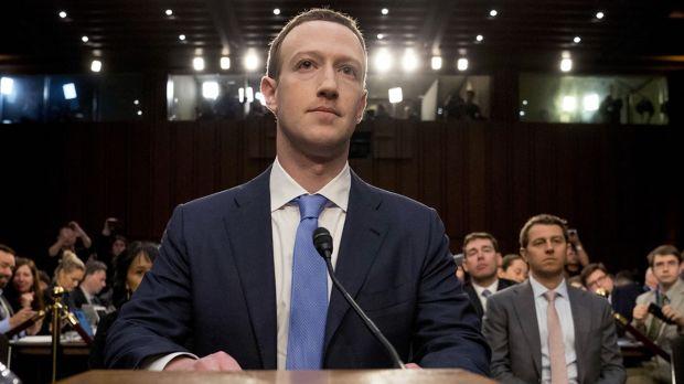 zuckerberg congresso profilo ombra
