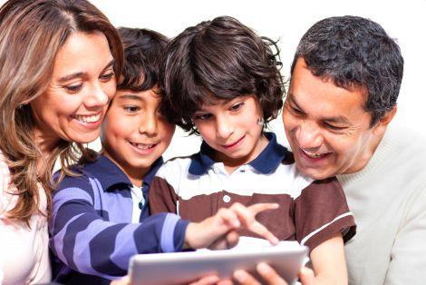 genitori figli online
