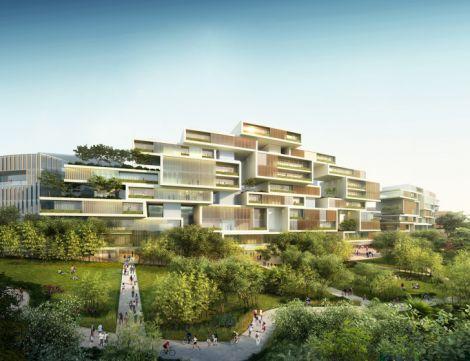 Chengdu Tianfu District Great City