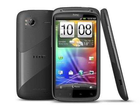 HTC Sensation 4G HSPA+ Android 2.3 Sense 3.0
