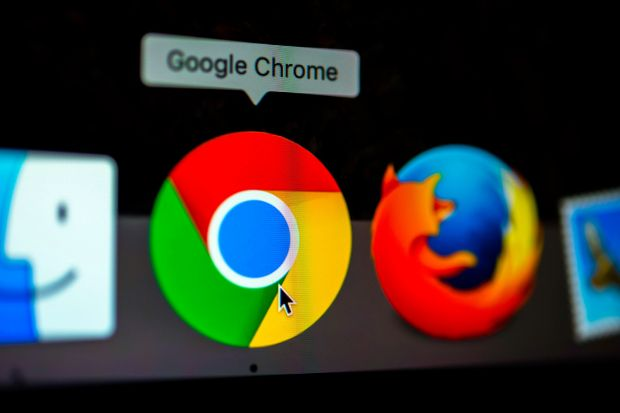 google chrome opzioni schede