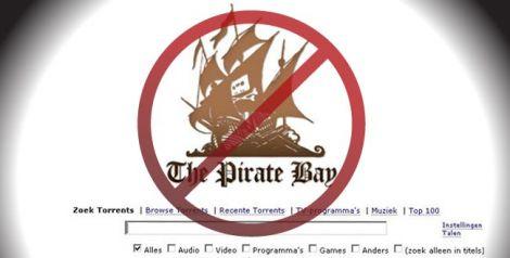 mpaa blocco piratebay funziona