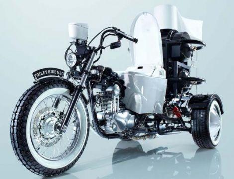 05 TOTO Toilet Bike Neo