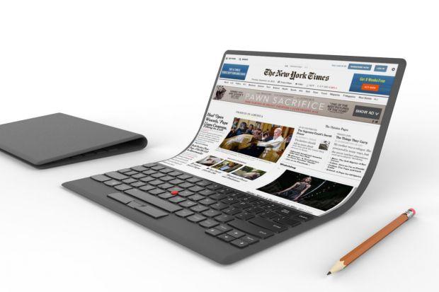 samsung laptop pieghevole
