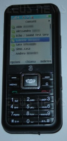 Lo Skypephone