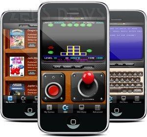 Apple emulatore Manomio Commodore 64 iPhone 3G S