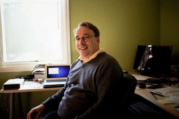 linus torvalds pausa linux