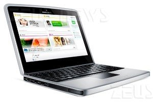 Nokia Booklt 3G alluminio 1,25 Kg WiFi Hspa