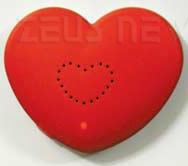 registratore cuore