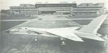 Il prototipo del North American A3J-1