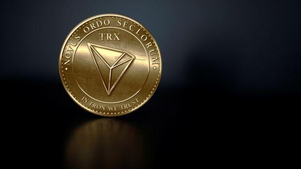 Tron bitcoin token