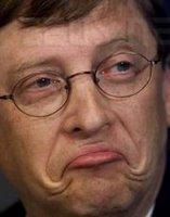 Un triste giorno per Bill Gates