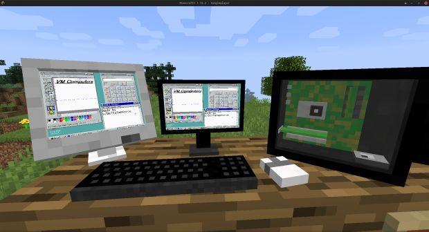 windows95 minecraft