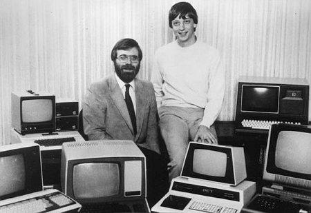 Bill Gates autobiografia Paul Allen Microsoft