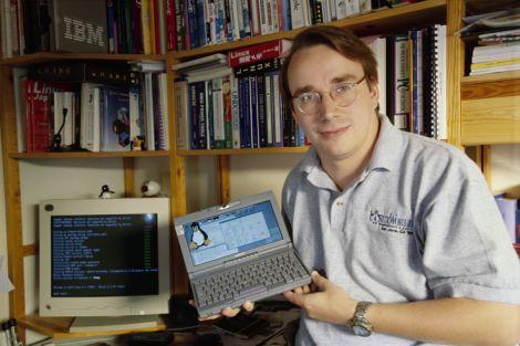 linux 25 anni