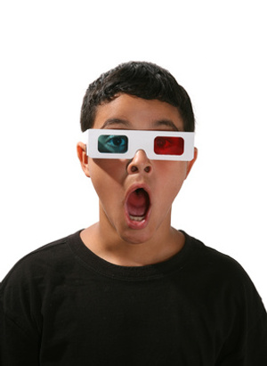 Apple brevetta 3D senza occhiali