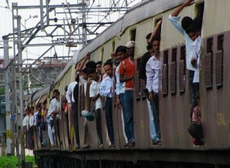 Solar Power on Indian Railways