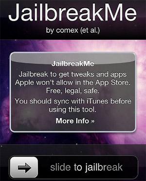 iPhone jailbreak Pdf Safari