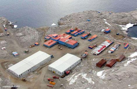 Antartide Stazione Mario Zucchelli