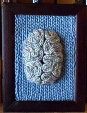 Cervello a maglia Makers' Market