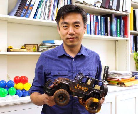 nanogenerator rolling tires lead