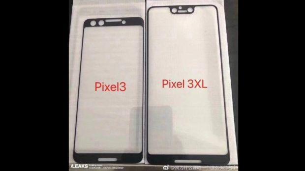 Google Pixel 3 leaked