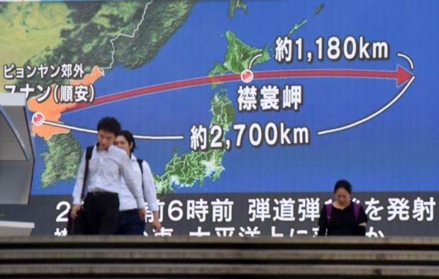 missile nord corea