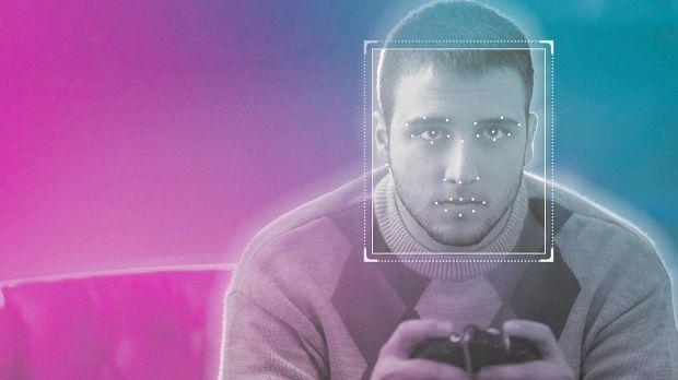 cina riconoscimento facciale videogiochi