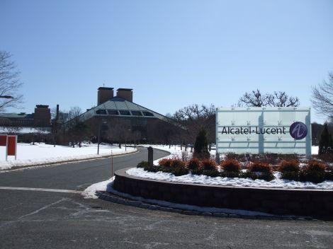 Alcatel Lucent Murray Hill