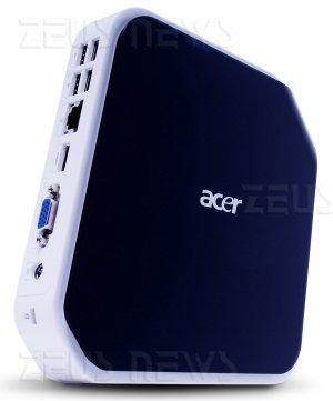 Acer AspireRevo nettop console videogiochi
