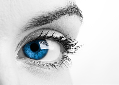 Laser occhi azzurri Gregg Homer Stroma Lumineyes
