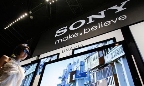 Sony bittorrent