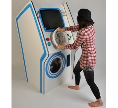 Lavatrice arcade Lee Wei Chen Kingston