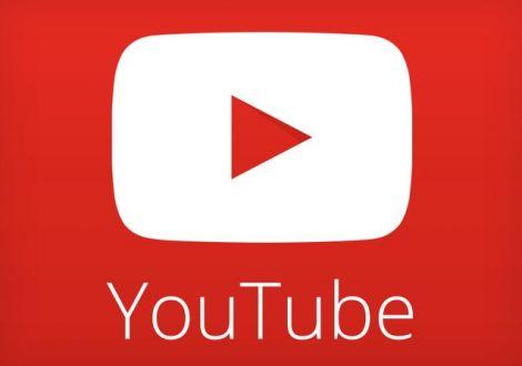 youtube nuovo logo piatto