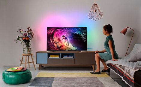 tp vision philips curved 4k
