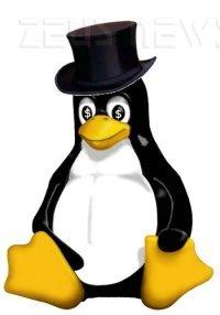 Pinguino capitalista