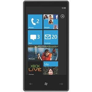 Windows Phone 7 pubblicità