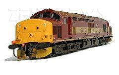 Un modellino di treno
