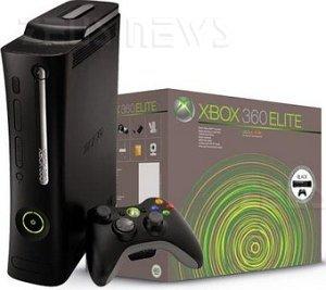 Microsoft taglia prezzo Xbox 360 Elite 100 dollari