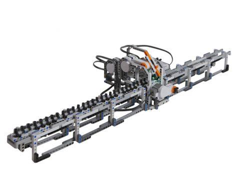 macchina turing lego