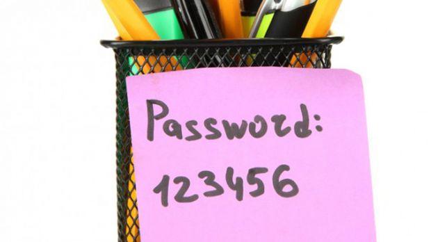 password deboli