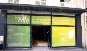 Microsoft Windows Café 7 Parigi