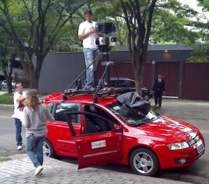 Google Street View due cadaveri in Brasile