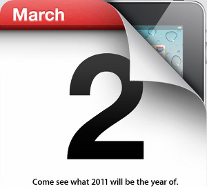 iPad 2 evento Apple 2 marzo Ferra.ru
