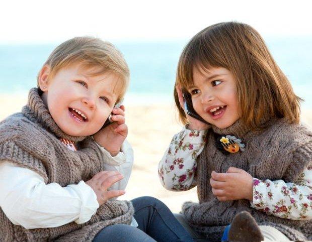 telefonino bambini