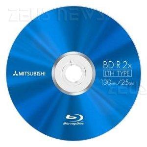 Sony Panasonic Blu Ray 33,4 Gbyte