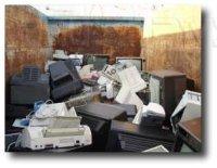 PC e materiale elettronico smaltiti
