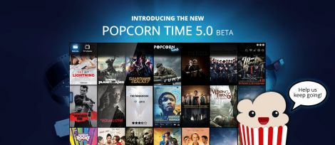 popcorn time 5 beta