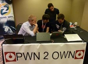 Pwn2own 2011 Chrome Google 20.000 dollari